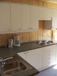 Küchenzeile - Bild 3: Ferienhaus im Birkenhof Steinölsa