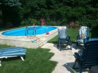 Bild 3: Zimmer im EFH, Pool, Garten, Terrassen