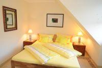 Großzügiges Doppelbett - Bild 6: Ferienwohnung Gutshof 13, Urlaub auf gehobenem Niveau in Sildemow