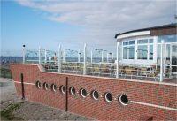 Bild 21: Ferienhaus Küstenperle, NR, eingezäunter Garten 1,20m, strandnah
