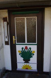 Eine alte Prerower Besonderheit. - Bild 3: Hundefreundliches Ferienhaus im schönen Ostseebad Prerow