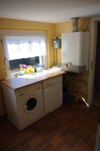 Waschmaschine plus Trockner - Bild 12: Hundefreundliches Ferienhaus im schönen Ostseebad Prerow