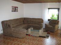 große und gemütliche Sitzecke - Bild 3: Ferienhaus EifelNatur 1 - großzügige und komfortable 4-Sterne-FeWo