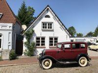 Bild 3: Hus Everschop - Friesenfinca im alten Ortskern von Tetenbüll - nahe SPO