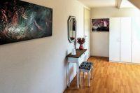 Schlafzimmer mit Toilettentisch, Schreibtisch und Kleiderschrank - Bild 21: Sehr schönes Ferienhaus, jetzt € 50,- Rabatt jedes Wochenende bis Mai