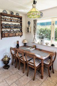 Zweiter Essbereich für 4 Gäste in der Wohnküche - Bild 15: Sehr schönes Ferienhaus, jetzt € 50,- Rabatt jedes Wochenende bis Mai