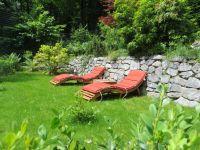Erholung im Garten - Bild 9: 4* Ferienhaus Lindenallee 14 - 76835 Gleisweiler