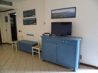 Der Sat-TV im Wohnraum. - Bild 9: Cabiana Residence - 6 Pers.- Ferienwohnung am Gardasee mit Seeblick