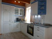 offene, voll ausgestattete Küche - Bild 3: Heini's Huus 2 - Ferien mit Hund an der Nordsee