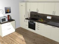 Die Küche ist komplett ausgestattet - jedoch ohne Geschirrspüler. - Bild 9: Groemitz-Villa am Meer - Seeblick Ferienwohnung