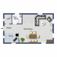 Bild 3: Komfortables Ferienhaus unter Reet (inkl. DSL-WLAN o. B.)