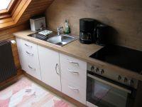 Küche - Bild 12: Ferienwohnung am NOK