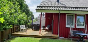 Ansicht Ferienhaus 5693