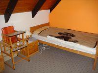 2. Einzelbett im 3. Schlafzimmer - Bild 9: Fewo Hoogen im Nordseeheilbad Friedrichskoog-Spitze. 150 m bis zum Strand.