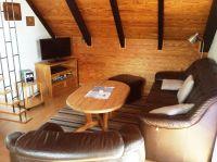 Sitzecke im Wohnzimmer - Bild 3: Fewo Hoogen im Nordseeheilbad Friedrichskoog-Spitze. 150 m bis zum Strand.