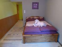 erholsames Schlafzimmer - Bild 3: Ferienwohnung Feenhaus Erholung u. Entspannung im Hunsrück mit Hund