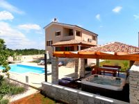 Bild 6: Villa Stokovci mit Pool und Whirlpool