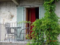 lädt ein zum Sonnen und Plaudern - Bild 12: Ferienwohnung I im Cá Árbul (Valle Cannobina in Italien/Lago Maggiore)