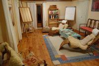 Geeignet für Begegnungen: Diskutieren, Präsentieren, Fabulieren - Bild 12: Ferienwohnung I im Cá Árbul (Valle Cannobina in Italien/Lago Maggiore)