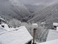 Auch im Winter wird Ihnen Orasso gefallen... - Bild 18: Ferienwohnung I im Cá Árbul (Valle Cannobina in Italien/Lago Maggiore)