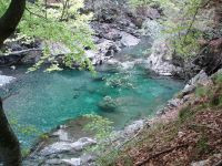 Hier können Sie baden - und niemand wird Sie dabei stören - Bild 21: Ferienwohnung I im Cá Árbul (Valle Cannobina in Italien/Lago Maggiore)