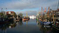 """Kutterhafen Neuharlingersiel - Bild 12: Ferienhaus """"Kristina"""" an der ostfriesischen Nordseeküste - Hunde erlaubt"""