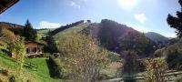 Bild 3: 70m² Ferienhaus mit Panoramablick gegenüber Skihang, Mountaintrailparkour