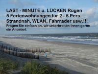 Wir unterbreiten Ihnen gerne ein unverbindliches Angebot. - Bild 3: Last-Minute auf Anfrage, Fewo 80 m zum Strand der Schaabe in Juliusruh.