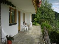 Bild 3: Ausblick Lienzer Dolomiten - Ferienwohnung