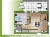 Bild 12: Ferienhaus LAURA in Malcesine in einem 2500 m² großen Olivenhain