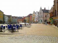 Marktplatz - Bild 42: Ferienhaus Degenhardt im Bayerischen Wald - Im Urlaub und doch zu Hause