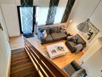 Ein Wohnzimmer zum wohlfühlen. - Bild 3: Strandnahes und komfortables Ferienhaus Nordsee-Robee