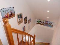 Treppe ins Obergeschoss - Bild 9: Ferienhaus im Oderbruch - 2 Schlafzimmer - WLAN - Garten mit Grill