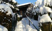 Bild 15: Ferienhaus Woodland Lodge mit eingezäuntem Garten in Winterberg-Niedersfeld