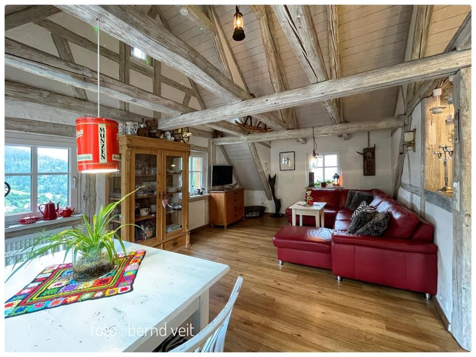 au ergew hnliche luxuri se ferienwohnung im schwarzwald objekt. Black Bedroom Furniture Sets. Home Design Ideas