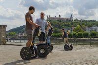 Segwaytouren werden auch in Würzburg angeboten - Bild 15: Ferienwohnung Würzburg, hochwertig eingerichtet für bis zu 6 Personen