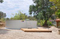 Bild 6: Kampanien, Cilento - Ferienhaus mit Pool und Meerblick nahe Castellabate