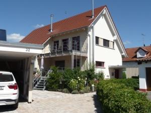 Ferienwohnung Gerken in Iznang/Bodensee, Halbinsel Höri