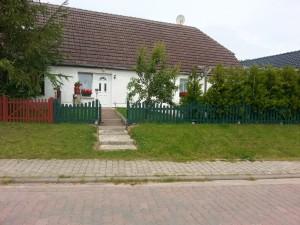 Ostseeferienhaus 100m vom Wasser