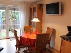 Freundliche Ferienwohnung Nina2 für 3 Personen (50qm) im Nordseebad Dangast