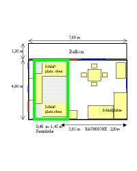 ein kleiner Plan .... - Bild 6: Ferienhaus Arthur