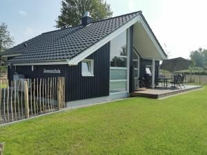 Neues Ferienhaus Sonnenschein für 2-6 Personen, sehr gerne auch mit Hund