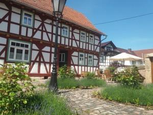 Ferienhaus Kieselbach am Rande der Thüringschen Rhön