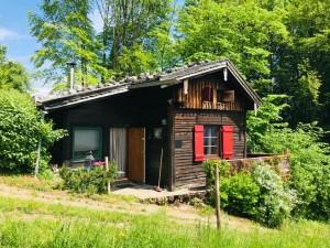 """tolle Ferienhütte """"Bobby"""" mit eingezäunten Garten in Tirol"""