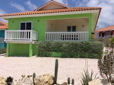 CAS IGUANA - Ferienhaus mit Pool auf Curacao in der Karibik