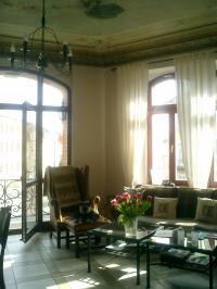 Bild 3: Denkmalvilla Fiedler mit Ambiente, Wohnung B (62qm)