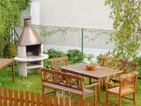 - Unsere Grillecke - - Bild 6: Appartementhaus Gutenberg - Urlaub in Binz auf Rügen