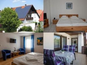 Ferienwohnung Georgine Bamberg (4 DTV-Sterne)